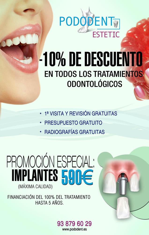 Promociones Odontología